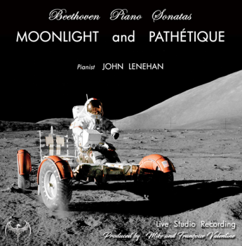 Beethoven Piano Sonatas: Moonlight & Pathetique (Produced By Mike Valentine) CD VALCD013