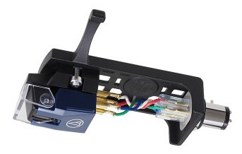 Audio Technica VM520EB Dual Moving Magnet Stereo Cartridge with Elliptical stylus