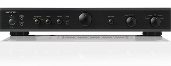 Rotel A10 Integrated Amplifier Black Ex Demonstration