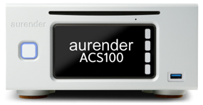 Aurender ACS100 Music Server/Streamer/CD Ripper