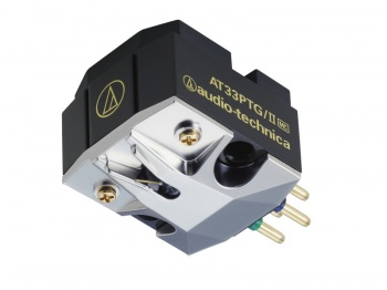 Audio Technica AT33PTG/II - Moving Coil Cartridge