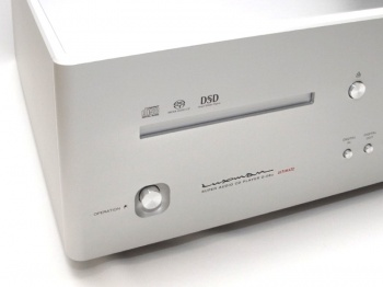 Luxman D-08u CD/SACD Player (With USB DAC)