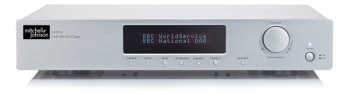 Mitchell & Johnson DR201V Stereo FM/DAB tuner with Bluetooth- Silver