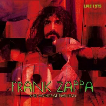 Frank Zappa Amp Mothers Of Invention Live 1975 Vinyl Lp Rll008