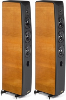 Opera Classica Grand Mezza Loudspeakers - Cherry - Brand New, Sale!