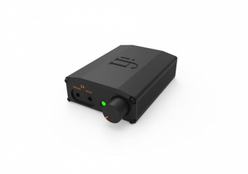 iFi Audio Nano iDSD BLACK LABEL DAC and Headphone Amplifier