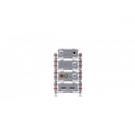 iFi iRack Equipment Support (With 3 x pairs of RCA Interconnects)