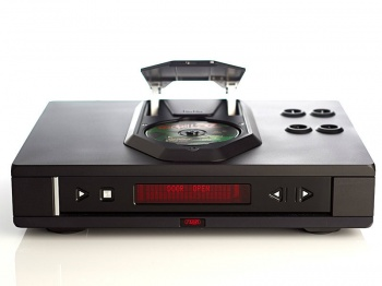 Rega Valve Isis Reference CD player