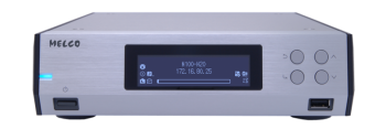 Melco N100 Music Library