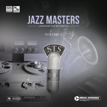 STS Digital Jazz Masters Volume 1 CD STS6111161