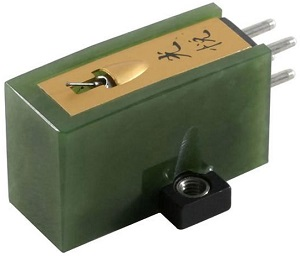 Koetsu Burma Jade Platinum Moving Coil Cartridge