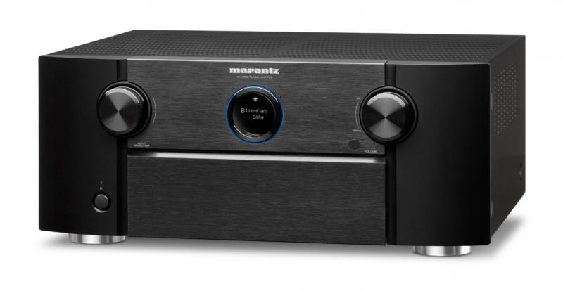 Marantz AV7705 11 2 Channel 4K Ultra HD AV Surround Pre-Amplifier