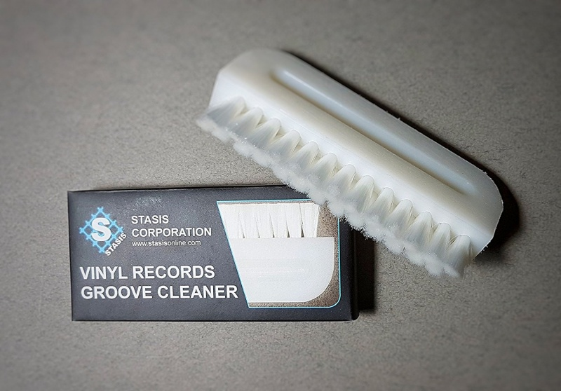 Stasis Corporation Groove Cleaner Record Cleaning Brush Ebay