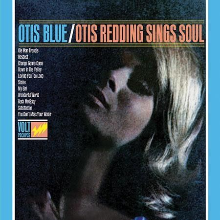 Otis Redding Otis Blue Cd Capp095sa