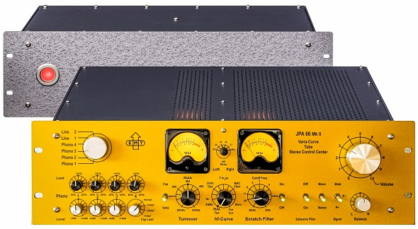 EMT JPA66 MkII Phono & Preamplifier