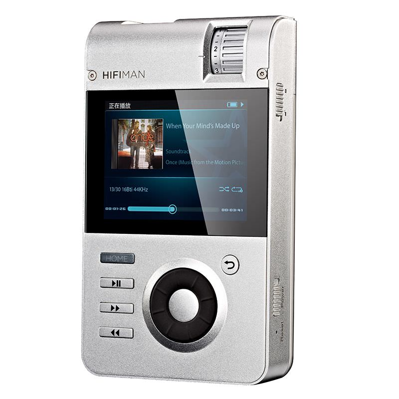 Hifiman Hm901s Digital Music Player With Gold Minibox Amplifier Card