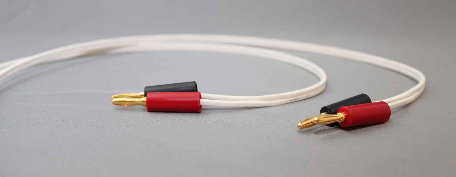 atlas element speaker cable terminated. Black Bedroom Furniture Sets. Home Design Ideas