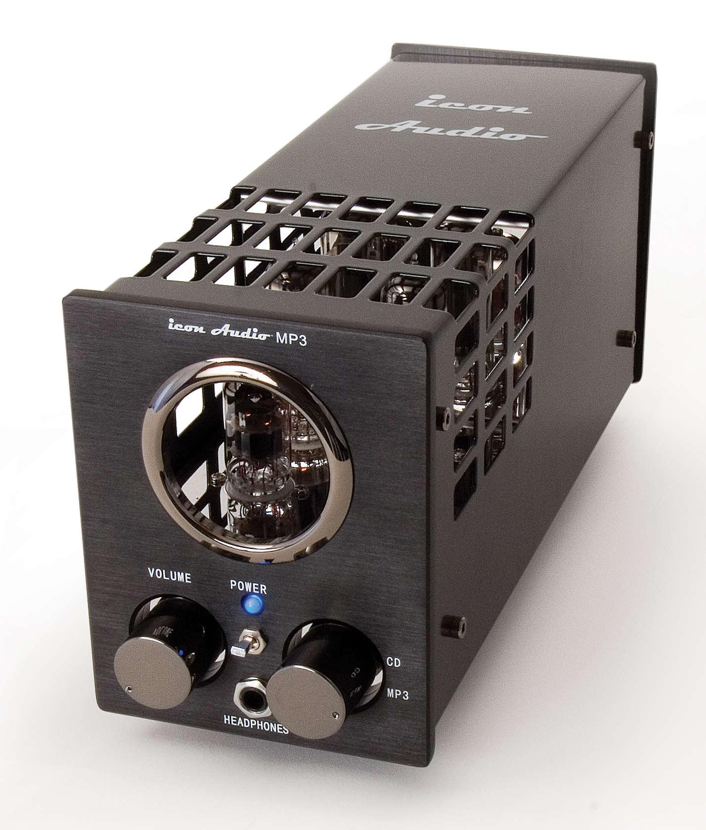 Icon Audio MP3 Integrated Valve Amplifier