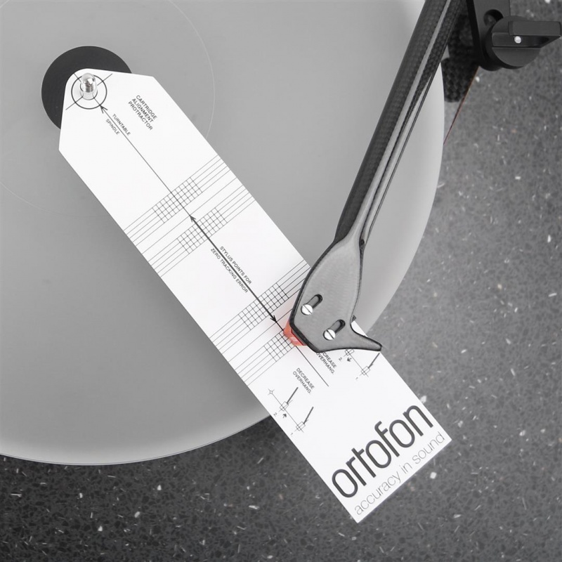 Cartridge Alignment Protractor