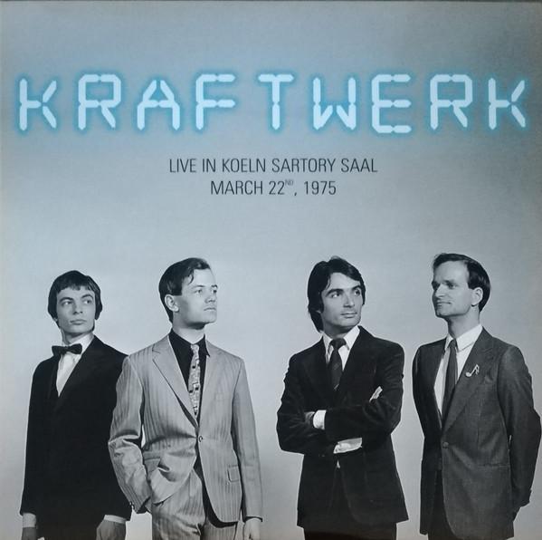 Kraftwerk Live In Koeln Sartory Saal March 22nd 1975