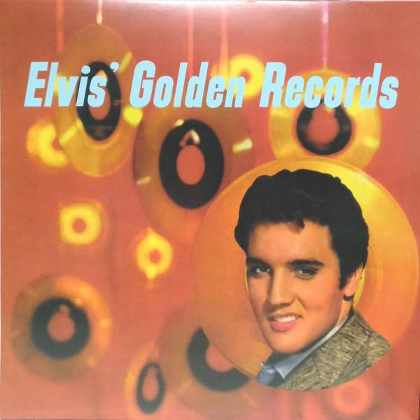 Elvis Christmas Album Vinyl.Elvis Presley Golden Records Vinyl Lp Wlv82085