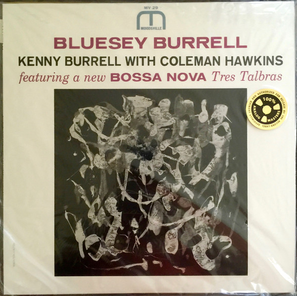 Kenny Burrell Avec Coleman Hawkins Blues Burrell Vinyl Lp