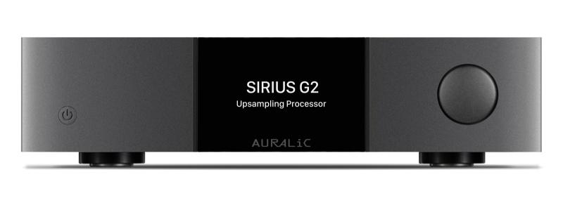 Auralic Sirius G2 Upsampling Processor