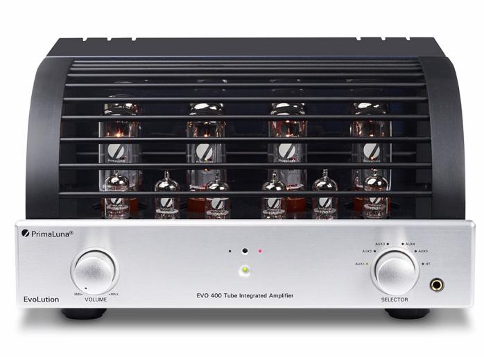 PrimaLuna EVO 400 Tube Integrated Amplifier