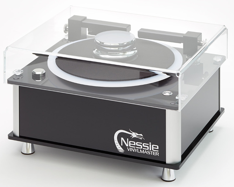 Nessie Vinylmaster Record Cleaning Machine Dust Cover