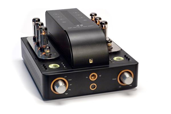 Unison Research S6 Valve Amplifier - Black - Brand New - Sale!
