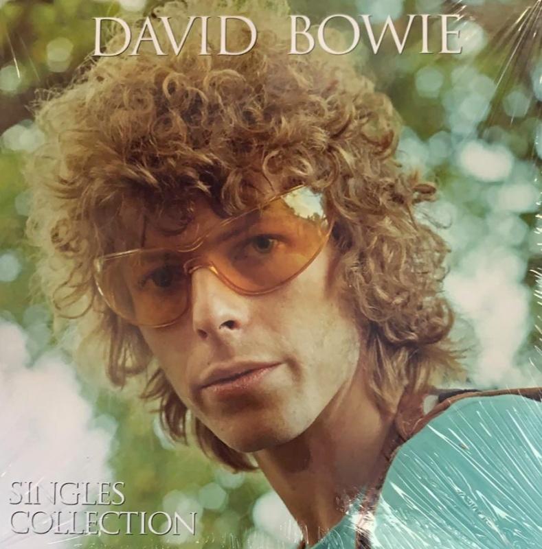 David Bowie Singles Collection 7 Vinyl Lp Ar45box001 Analogue Seduction