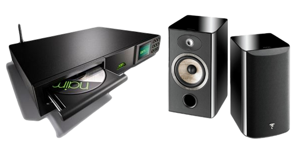 Naim UnitiLite & Focul Aria 906 Package Deal - Limited Time