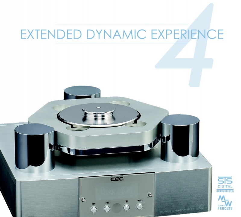 STS Digital Extended Dynamic Experience, Vol  4 Music CD