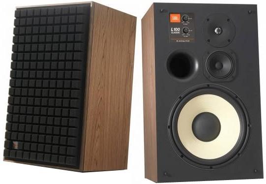 JBL L100 Classic Loudspeakers