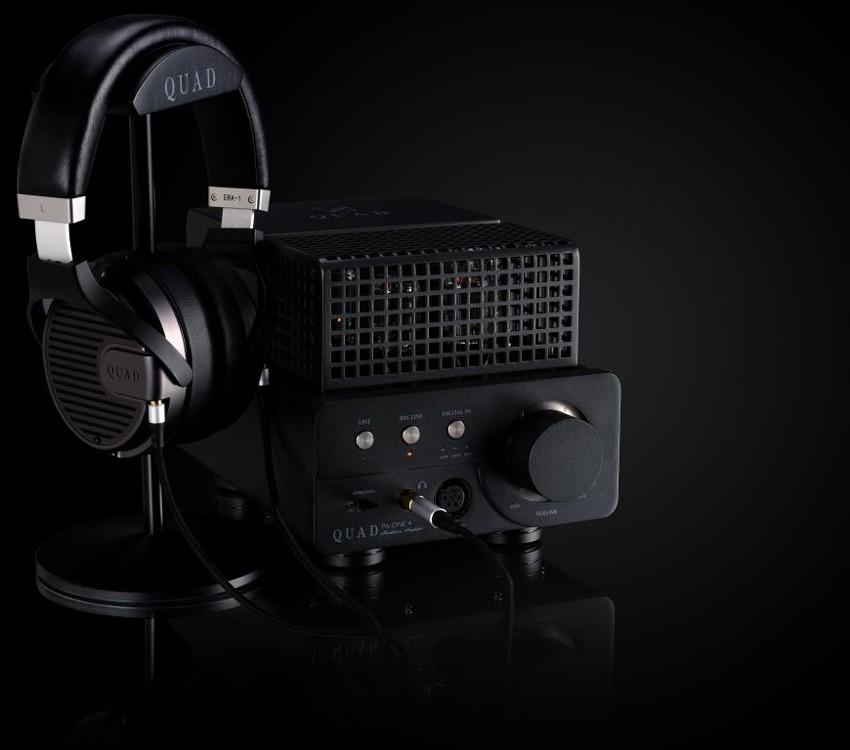 Quad PA-One + Headphone Amplifier/DAC