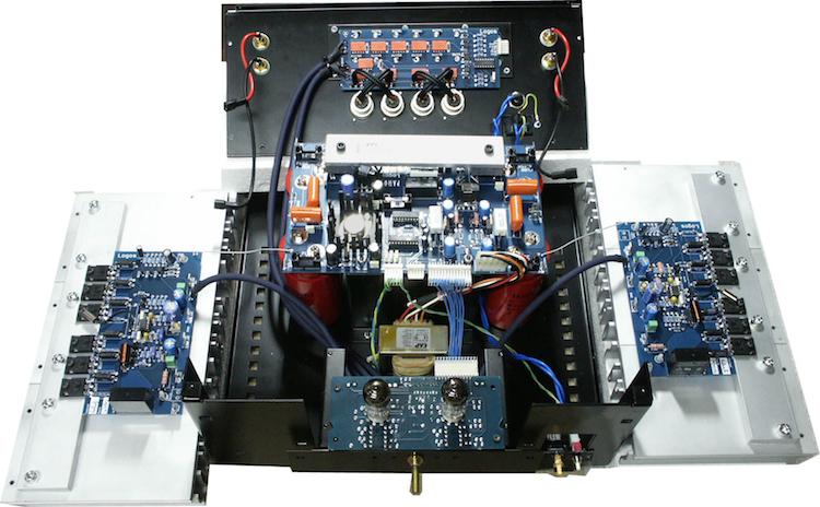 Pathos Logos MkII Integrated Amplifier