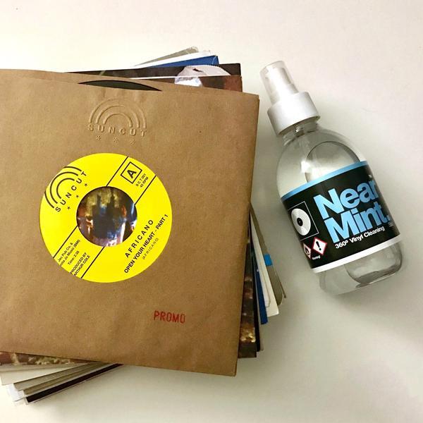 Near Mint 360 Vinyl Cleaning Solution 250ml