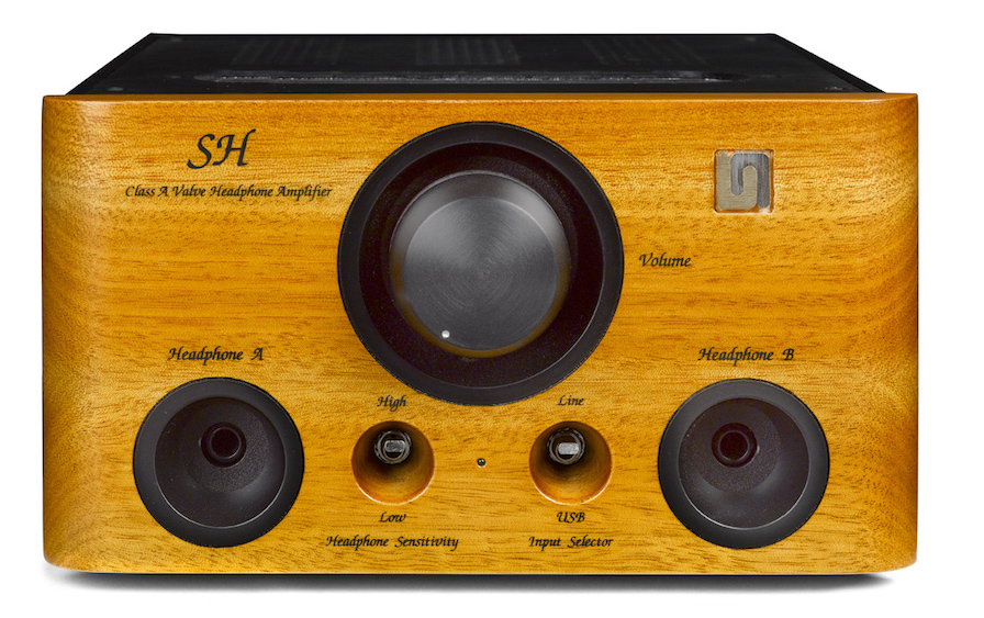 Unison Research SH Valve Integrated Headphone Amplifier