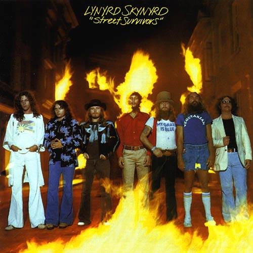 Lynyrd Skynyrd Street Survivors Vinyl Lp