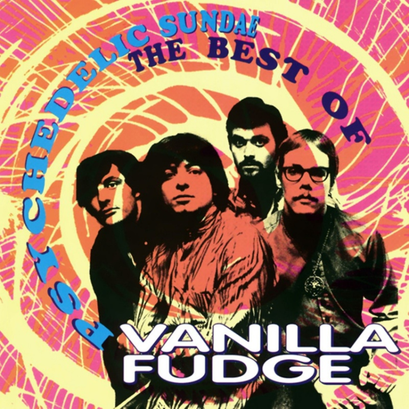 Vanilla Fudge Psychedelic Sundae The Best Of 2x 180g