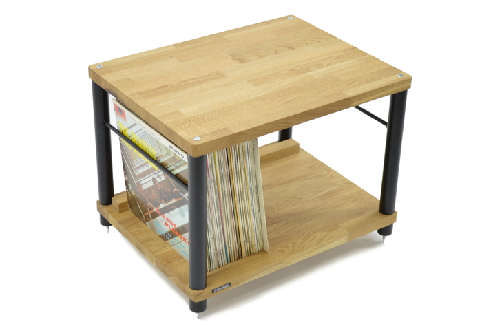 Apollo Storm 6 Two Shelf Vinyl Storage Module