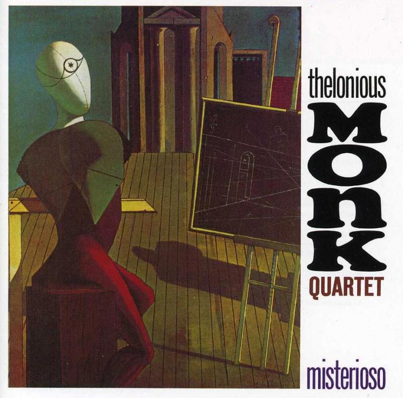 Thelonious Monk Quartet - Misterioso Vinyl LP - DOL878H - Analogue ...