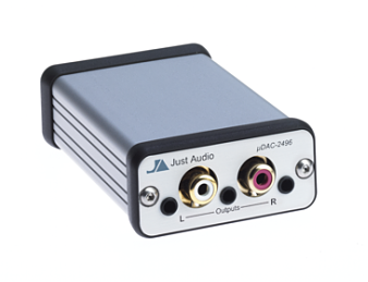 Just Audio Asynchronous uDAC-24/96 USB DAC (Ex Demonstration)