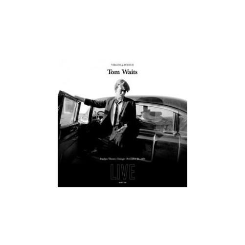 Tom Waits Virginia Avenue Live At Ivanhoe Theatre 1976