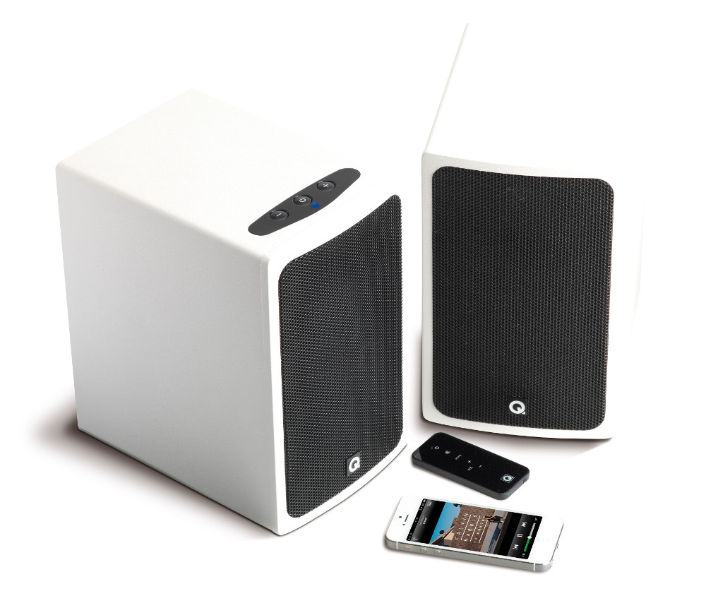Q Acoustics BT3 Bluetooth Speakers