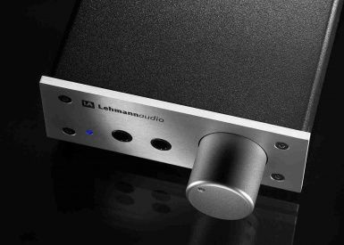 Lehmann Audio Linear Pro Headphone Amplifier