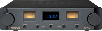 Magnum Dynalab MD105 Analogue Valve FM Tuner