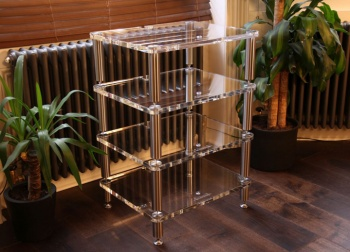 Audio Suspension Modular Reference Rack