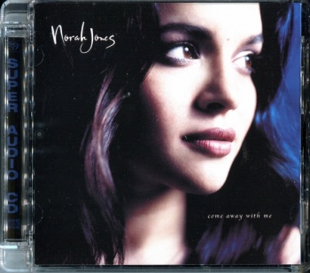 Norah Jones - Come Away With Me CD CAPP042SA