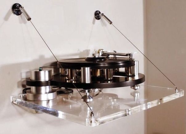 Audio Suspension Asu 100 Turntable Wall Mount